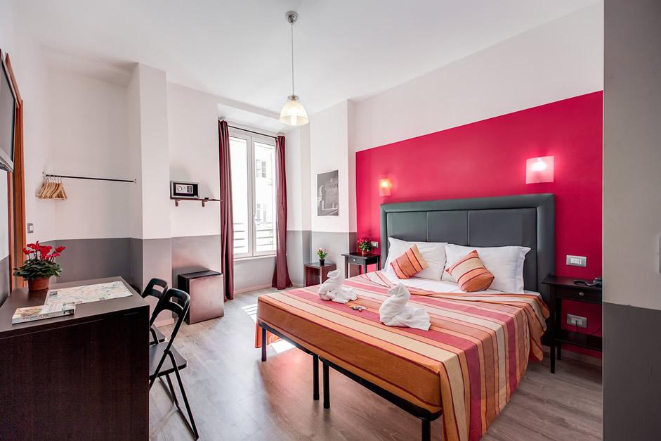 Star Hotel Near Villa Borghese